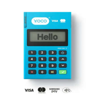 Yoco Go card machine