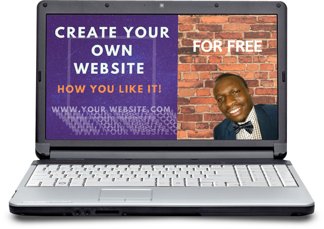 Free course to create a website